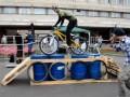 Велотриал в День города