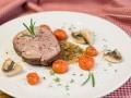 Запеченное мясо: тише едешь, дальше будешь