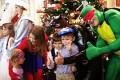 Мультяшки приглашают в новогоднее путешествие