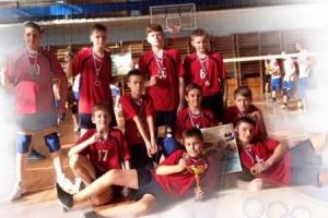 Зеленоградцы стали победителями турнира по волейболу памяти В.В. Файфера