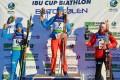 Матвей Елисеев выиграл спринт на Кубке IBU и выступит на Кубке мира