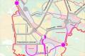 Строительство эстакады в Малино предусмотрено новым Генпланом раньше тоннеля в Алабушево