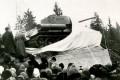 К 50-летию открытия монумента «Танк Т-34»