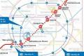 18 декабря будет закрыт участок метро от «Комсомольской» до «Парка культуры»