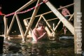Крещенские купания традиционно пройдут на Школьном и Черном озерах