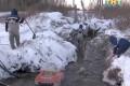На месте разлива из нефтепровода в Жилино выставят экологический пост
