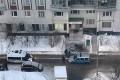 Мужчина сорвался с кондиционера на девятом этаже дома в 14-м микрорайоне