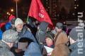 Около 100 подписей собрали на пикете против строительства дома в 16-м микрорайоне