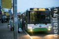 Водителей зеленоградских автобусов обязали наклонять их на остановках